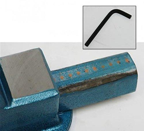 Stahl Schraubstock Bulldog 100 mm