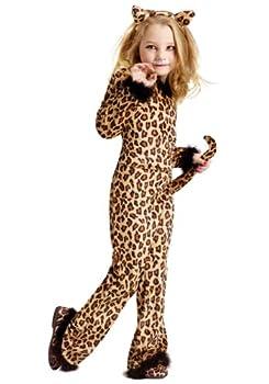 Child Pretty Leopard Costume Small  4-6