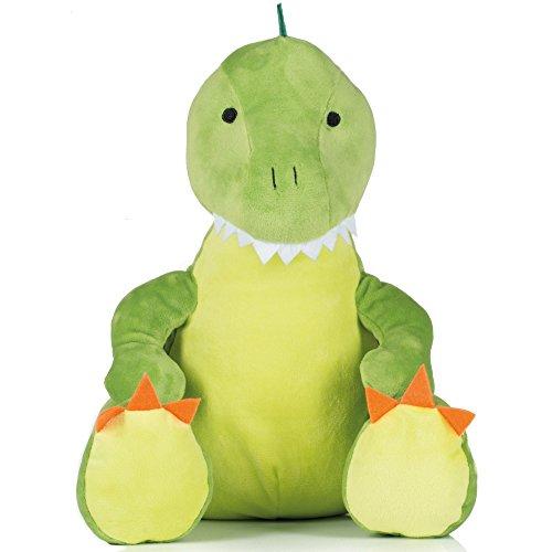 Mumbles Zippie Kinder Plüsch Dinosaurier (Einheitsgröße) (Grün)