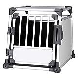 Trixie 39342 Transportbox, Aluminium, 63 x 65 x 90 cm - 5