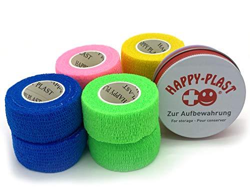 Happyplast -  8 x Fingerpflaster,
