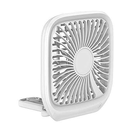YANJ Aire Acondicionado Asiento Trasero eléctrico Ventilador de Coche para Furgoneta USB para Coche, Ventilador de refrigeración de 12 v Mini Ventilador Personal pequeño para Coche