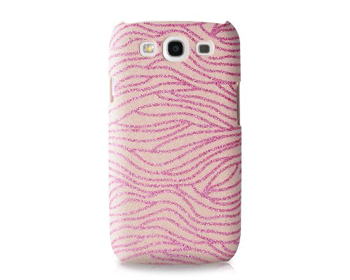 DS Styles Styles Sam Galaxy S3, Galaxy S III, Colore: Rosa