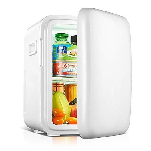 TOPYL Clásico Vintage 10 litros Gran Capacidad Portátil Ruido Mínimo Refrigerador Compacto,Oficinas,Dormitorios,para...