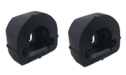 (2) 886137 Porter Cable NOSE CUSHION for FN250A Finish Nailer Genuine OEM