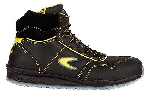 Cofra 78470-002 - Botas de protección que se ejecutan los altos zapatos modernos eagan s3 tamaño 41,