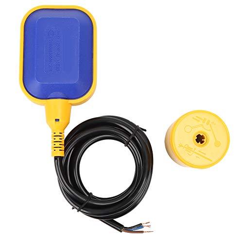 Schwimmerschalter, BERM-Schwimmerschalter Wasserstandsensoren, Wasserstandsregler für Pumpe, optionale Kabellänge(3m)