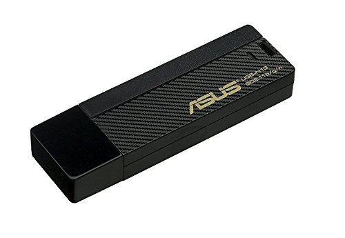 ASUS USB-N13, WLAN-netwerkadapter, USB 2.0, 802.11B, 802.11G, 802.11N 300 Mbit/s