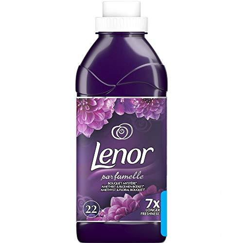 8 stuks - Lenor wasverzachter - Amethist & Bloemen Bouquet - 550 ml (22 wasbeurten)