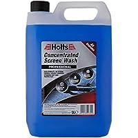 Líquido concentrado lavaparabrisas, frasco de 5 litros código Hscw1101a de Holts