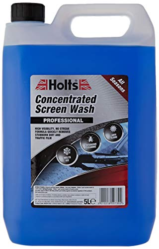 Holts HSCW1101A Screenwash - Concentrate 5lt