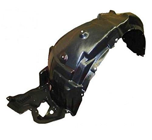 Sherman Replacement Part Compatible with Lexus IS250-IS350 Front Driver Side Fender Splash Shield (Partslink Number LX1250112)