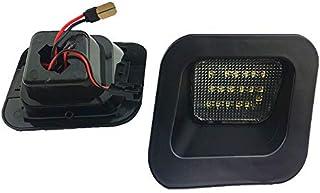 elegantstunning Dodge RAM 1500 2500 3500 Luci a LED per Targa Posteriore