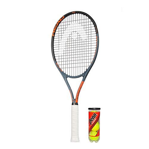 HEAD Ti. Raqueta de Tenis Radical Elite Graphite con Funda P