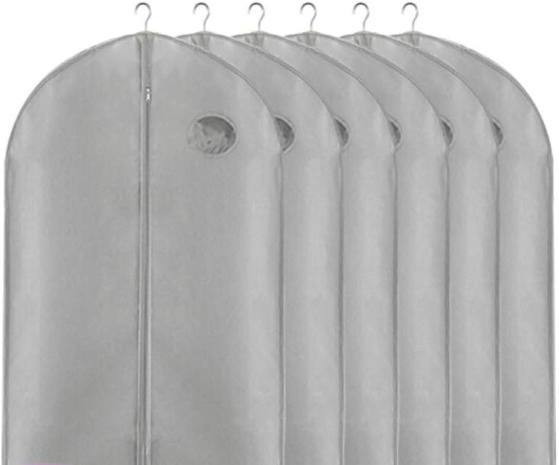 HexiLake Kleidung Kleidung Kleidung Staubschutz Transparentes Fenster Waschbar Dick Staubmantel Anzugtasche 10 (60  100 cm) B07Q3RGYQ8 a6a64a