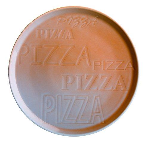 Tognana Cinzia Pizzateller, 33 cm, Blau Orange