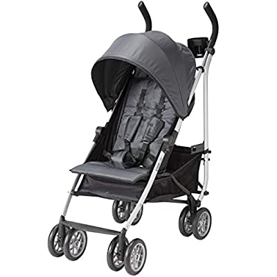 Safety 1st Step Lite Compact Stroller, Greyhound, One Size by Dorel Juvenile Group