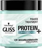Gliss - Mascarilla Proteína 4 En 1 Manteca De Cacao - 400Ml