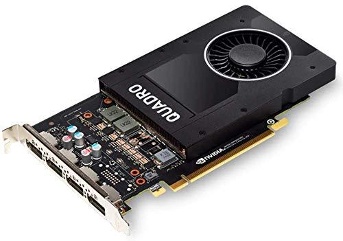 Fujitsu nVIDIA Quadro P2200 5GB 4xDP 16xPCIe w/o adapters