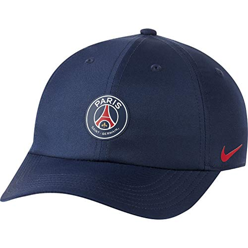 NIKE Kappe Dri-FIT PSG Heritage86 Midnight Navy/University Red