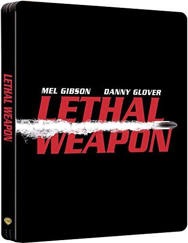 Arma Letal Blu-Ray Steelbook [Blu-ray]