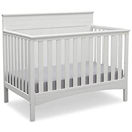 Delta Children Fancy 4-in-1 Convertible Baby Crib