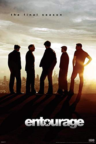 Entourage - Season 8 Poster Kunstdruck (24 x 36)