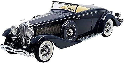 Minichamps 107150332 Duesenberg SJN Coupé 1936 Echelle 1 18 Blau