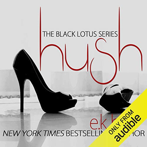 Hush Audiobook By E. K. Blair cover art