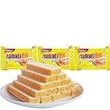 威化饼干 芝士奶酪味 印尼进口零食 Nabati 丽芝士(Richeese)休闲零食 早餐下午茶 145g (3盒)