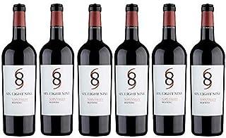 6本セット シックス・エイト・ナイン ナパ・ヴァレー レッド (シックス・エイト・ナイン セラーズ) Six Eight Nine Napa Valley Red Wine (689 Cellars) 【赤 ワイン】【アメリカ カリフォルニア】...