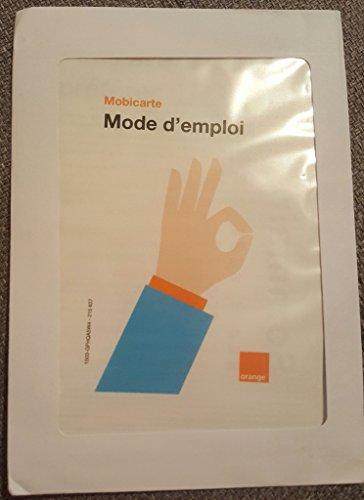 PA83 SIM-Karte, Orange, Prepaid, ohne Verlobung, 5 Euro Kreditkarte, orange