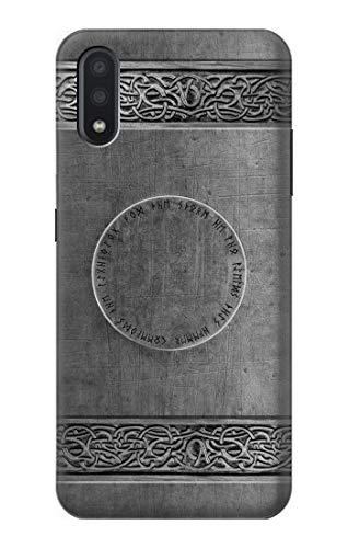 Innovedesire Thor Hammer Hülle Schutzhülle Taschen für Samsung Galaxy A01