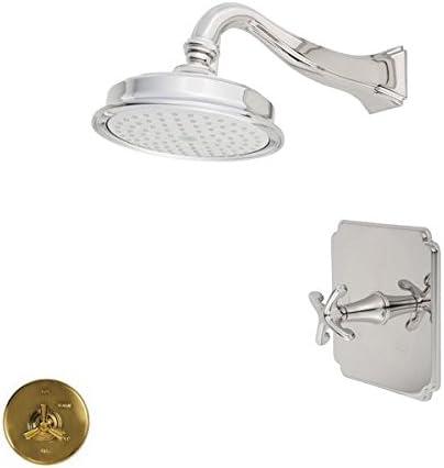 Newport Brass 3-2524BP 01 Kiara Bargain Pressure Financial sales sale Balanced Handle Single