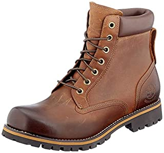 Timberland Rugged 6 inch Plain Toe Waterproof, Bottes Homme Marron (Medium Brown) 41 EU (B004L39WCE) | Amazon price tracker / tracking, Amazon price history charts, Amazon price watches, Amazon price drop alerts