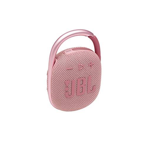 JBL Clip 4 Altavoz inalámbrico con Bluetooth, resistente al agua (IP67) y...