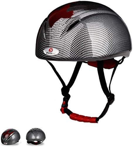 Fiets Helm, Jeugd Kind Volwassen Balance Bike Roller Schaatsen Helm Schaats Ijs En Sneeuw Sport Korte Track Speed Roller Schaatsen Helm sudaijins