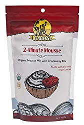 2-minute mousse that can be used in a portable blender