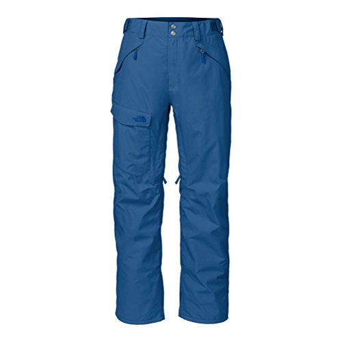 The North Face Freedom Insulated Pant Mens Celestial Blue (XXLarge/Long)