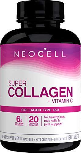 Super Collagen+C (Type 1&3) 120 tabs