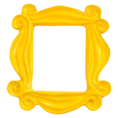 Friends TV Show Merchandise Picture Frame Prop -  Realistic Friends TV Show constructed from Premium and Vibrant Resin Material - Perfect for all Friends Fans