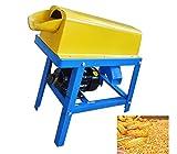TECHTONGDA 220V Electric Corn Maize Thresher Sheller Threshing Machine Agricultural Tool