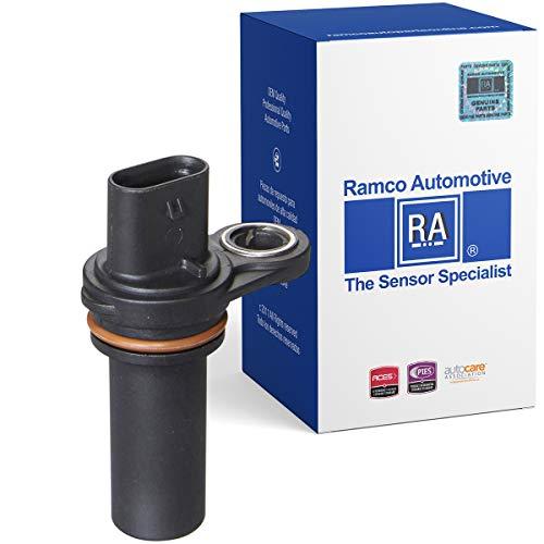 Ramco Automotive, Engine Crankshaft Position Sensor, Compatible with Wells SU10458 SU8488 SU13236, Standard Motor Products PC684 (RA-CRS1038)