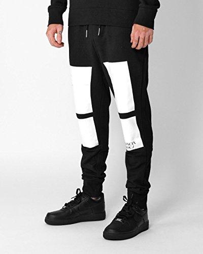 roca wear MCM XCIX PANT schwarz