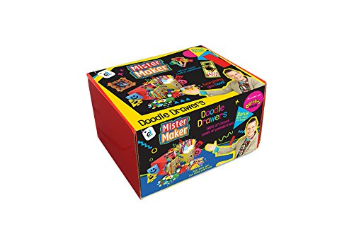 Mister Maker Doodle Drawers Bumper Craft Kit