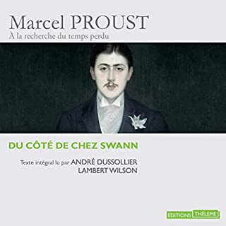 Du côté de chez Swann audiobook cover art