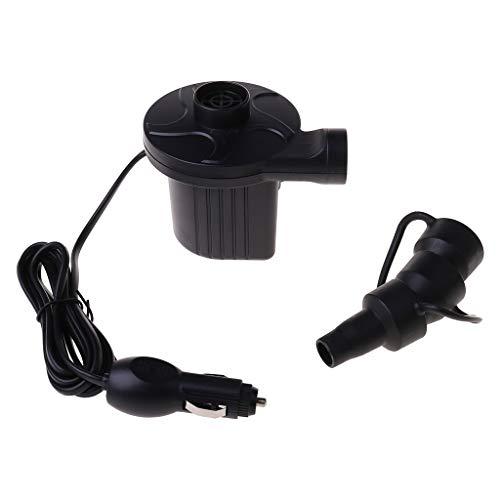 YOYOHO Compresor de Bomba de Aire eléctrico portátil DC12V Inflador automático de neumáticos de Coche de Barco portátil