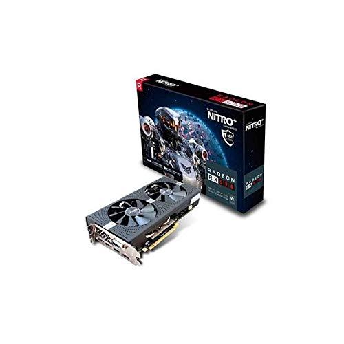 SAPPHIRE VGA ATI Radeon RX570 4G GDDR5 Nitro+