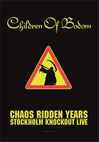 Children of Bodom - Chaos Flagge