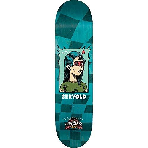 Unbekannt Skateboard Deck Foundation Stranger Series 8.25'' Skateboard Deck